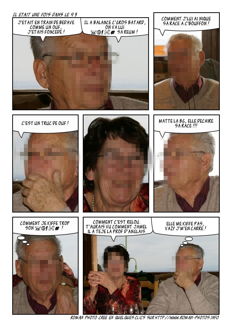 exemples de roman photos personnalisés